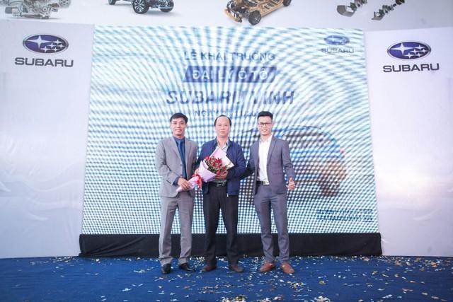 Đắt hàng gấp 10 lần năm ngoái, Subaru mở rộng đại lý ở Việt Nam - Ảnh 2.