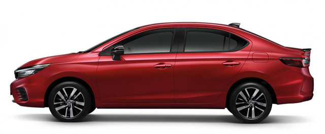 'Tóm gọn' Honda City 2020 đang chạy thử tại Việt Nam: Thêm bản RS hầm hố, cận kề ngày ra mắt cạnh tranh Toyota Vios - Ảnh 2.
