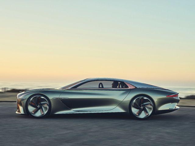 Bentley EXP 100 GT - Kỷ nguyên mới của xe siêu sang sắp bước ra đời thực - Ảnh 2.