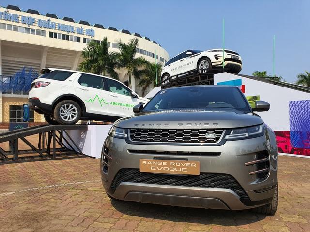 Ra mắt Range Rover Evoque thế hệ mới tại Việt Nam với những tính năng offroad hiện đại và giá cao nhất hơn 4 tỷ đồng - Ảnh 1.