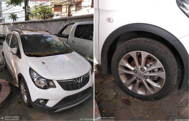 Xe VinFast Fadil bị bỏ không đến han gỉ khiến nhiều người tiếc đứt ruột - Ảnh 1.