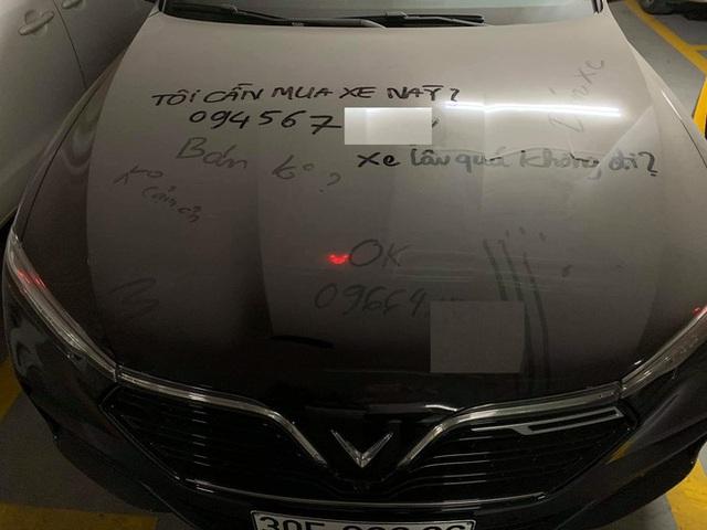 Xe VinFast Fadil bị bỏ không đến han gỉ khiến nhiều người tiếc đứt ruột - Ảnh 2.