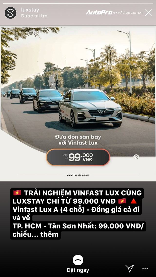 Lần đầu trải nghiệm VinFast Lux làm xe dịch vụ: Ngồi xe sang, giá 'xe cỏ' nhưng dịch vụ gây hoang mang - Ảnh 1.