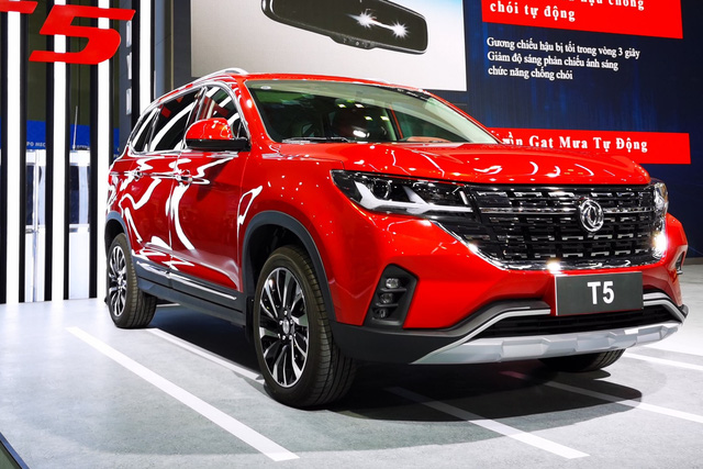 SUV Trung Quốc ồ ạt về Việt Nam: Giá rẻ hơn hàng trăm triệu so với xe Nhật, Hàn - Ảnh 1.
