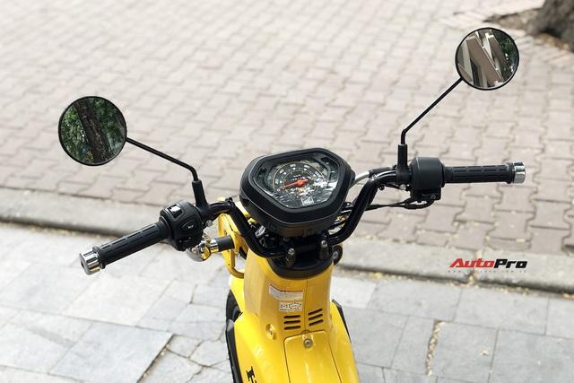 Honda Cross Cub giá trăm triệu của dân chơi Hà thành: Xe như Wave, giá hơn SH - Ảnh 6.