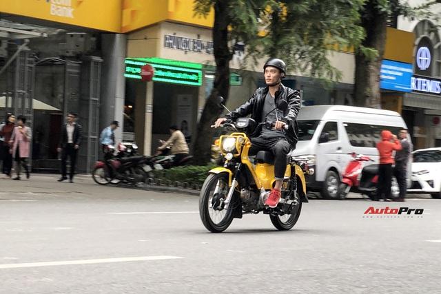Honda Cross Cub giá trăm triệu của dân chơi Hà thành: Xe như Wave, giá hơn SH - Ảnh 10.