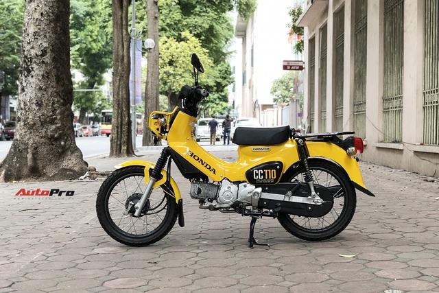 Honda Cross Cub giá trăm triệu của dân chơi Hà thành: Xe như Wave, giá hơn SH - Ảnh 2.