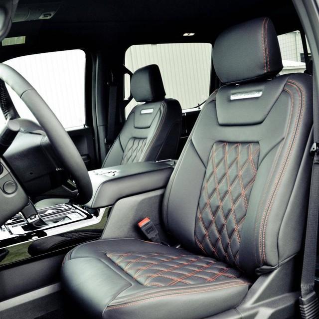 5 mẫu siêu bán tải giá ngang sedan hạng sang chỉ dành cho giới nhà giàu Việt Nam - chiếc cao nhất hơn 7 tỷ đồng - Ảnh 2.