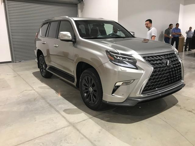 Đại lý tư nhân đồng loạt chào bán Lexus GX 460 2020 full option giá hơn 6 tỷ đồng, tháng 12 về Việt Nam - Ảnh 1.