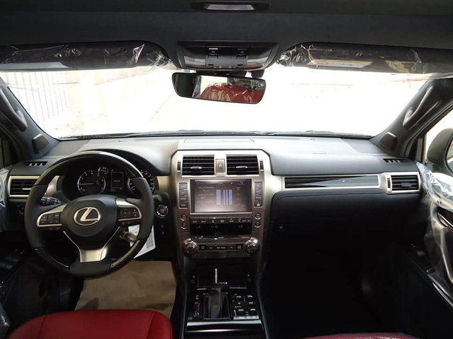 Đại lý tư nhân đồng loạt chào bán Lexus GX 460 2020 full option giá hơn 6 tỷ đồng, tháng 12 về Việt Nam - Ảnh 2.