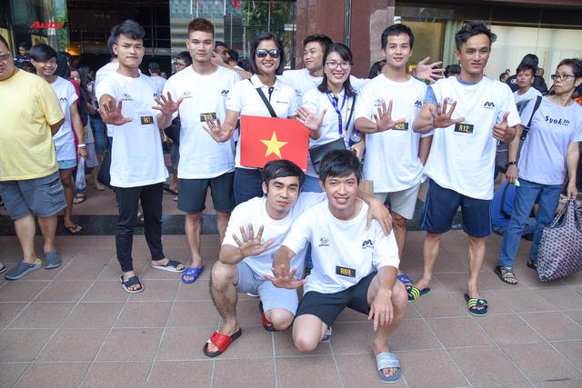 Người Việt về nhì đầy tiếc nuối trong cuộc thi 'chạm' để trúng SUV tiền tỷ - Ảnh 2.