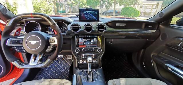 Ford Mustang độ khét lẹt được rao bán giá 2,1 tỷ đồng tại Việt Nam - Ảnh 3.