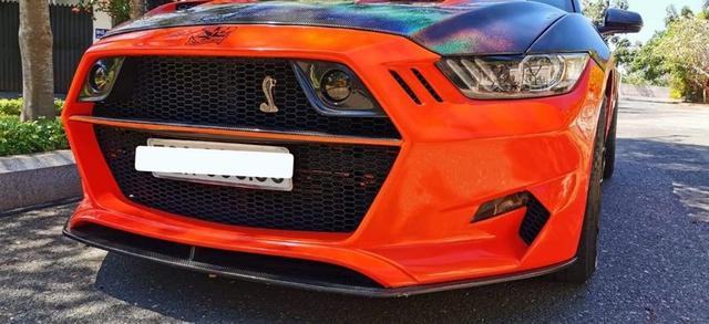 Ford Mustang độ khét lẹt được rao bán giá 2,1 tỷ đồng tại Việt Nam - Ảnh 4.