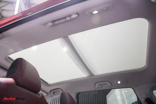 Cận cảnh Dongfeng T5 giá khoảng 700 triệu đồng vừa ra mắt Việt Nam: Đấu Honda CR-V bằng động cơ BMW, công nghệ tràn ngập - Ảnh 6.
