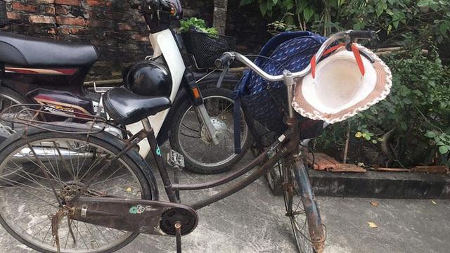 Cô bé Hải Dương đạp chiếc xe cà tàng sang nhà bạn chơi, 1km thành 60km lạc tới Hà Nội - Ảnh 2.