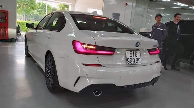 """Chủ xe BMW ở TP. HCM bốc được biển số ngũ quý 9: """"Gia đình tôi không có ý định bán xe"""""""