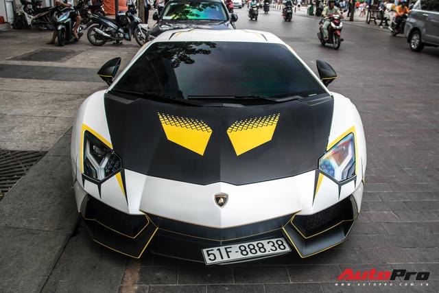 Lamborghini Aventador LP700-4 chính hãng duy nhất tại Việt Nam về tay đại gia Sài Gòn với một chi tiết có giá ngang ngửa Kia Morning - Ảnh 1.