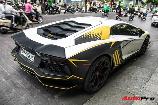 Lamborghini Aventador LP700-4 chính hãng duy nhất tại Việt Nam về tay đại gia Sài Gòn với một chi tiết có giá ngang ngửa Kia Morning - Ảnh 11.