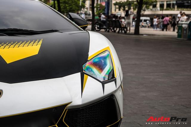 Lamborghini Aventador LP700-4 chính hãng duy nhất tại Việt Nam về tay đại gia Sài Gòn với một chi tiết có giá ngang ngửa Kia Morning - Ảnh 5.