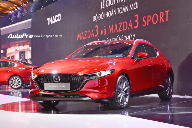 Mazda3 thế hệ mới giá cao nhất 939 triệu đồng - Khi vua doanh số hạng C lên tiệm cận hạng sang - Ảnh 2.