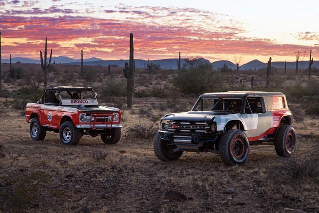 Ford dồn lực ra mắt cặp đôi SUV Bronco hoàn toàn mới ngay trong tháng 3, 4 - Ảnh 1.