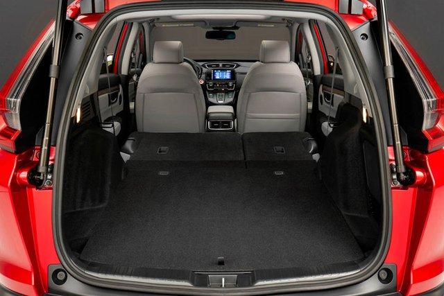Honda CR-V nâng cấp nhẹ: Ngày càng hoàn thiện để giữ ngôi vua doanh số - Ảnh 2.