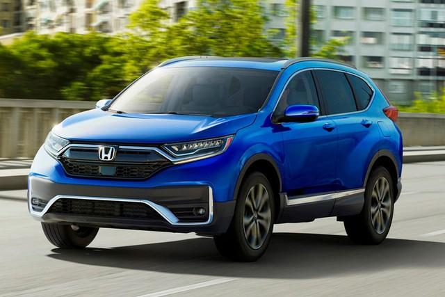 Honda CR-V nâng cấp nhẹ: Ngày càng hoàn thiện để giữ ngôi vua doanh số - Ảnh 3.