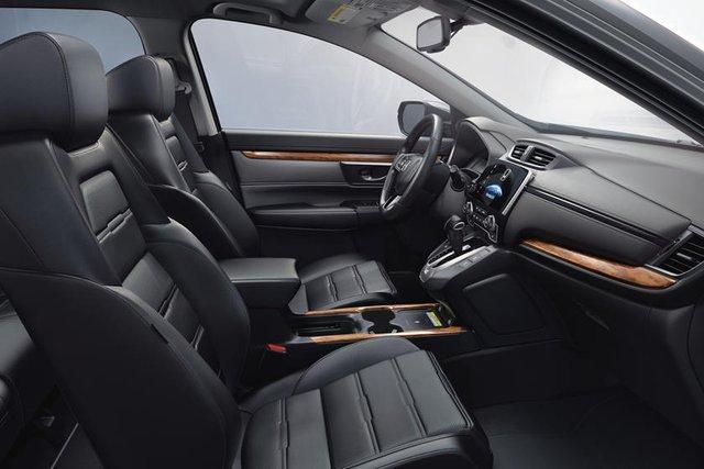 Honda CR-V nâng cấp nhẹ: Ngày càng hoàn thiện để giữ ngôi vua doanh số - Ảnh 4.