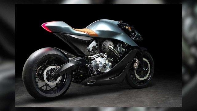 Mô tô Aston Martin đặc biệt thử sức với BMW Motorrad là đây - Ảnh 2.