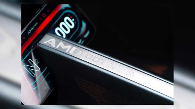 Mô tô Aston Martin đặc biệt thử sức với BMW Motorrad là đây - Ảnh 6.