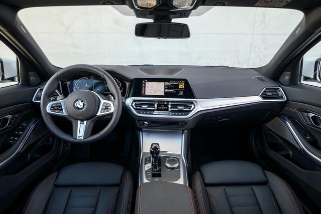 BMW 3-Series phiên bản mới sắp ra mắt tại Việt Nam với giá dự kiến gần 2,2 tỷ đồng - Ảnh 2.