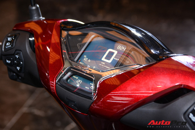Những điểm mới trên Honda SH 125i/150i vừa ra mắt Việt Nam: Hổ mọc thêm cánh - Ảnh 5.