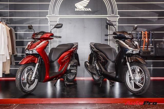 Vì sao Honda SH150i 2020 khiến khách Việt sốt sắng khi hoãn bán? - Ảnh 1.