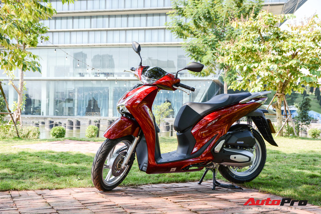 Vì sao Honda SH150i 2020 khiến khách Việt sốt sắng khi hoãn bán? - Ảnh 3.