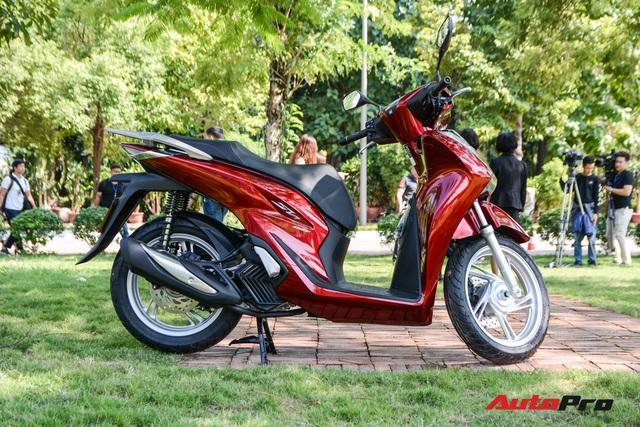 Vì sao Honda SH150i 2020 khiến khách Việt sốt sắng khi hoãn bán? - Ảnh 4.