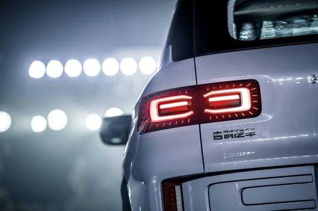 Hãng xe Trung Quốc Geely công bố SUV nhỏ, tham vọng lớn nhưng na ná Range Rover - Ảnh 3.