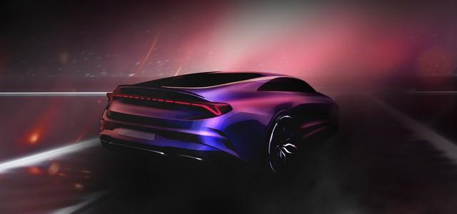 Kia Optima thế hệ mới tung ảnh phác thảo: Quá hầm hố, mới nhìn tưởng siêu xe - Ảnh 2.