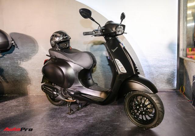 Nếu thấy Honda SH 2020 đắt, thì đây là 5 mẫu xe máy cùng tầm tiền đáng cân nhắc dành cho bạn? - Ảnh 3.