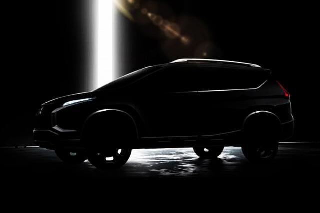 Mitsubishi xác nhận sắp ra mắt biến thể SUV của Xpander - Ảnh 1.