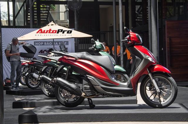 Nếu thấy Honda SH 2020 đắt, thì đây là 5 mẫu xe máy cùng tầm tiền đáng cân nhắc dành cho bạn? - Ảnh 5.