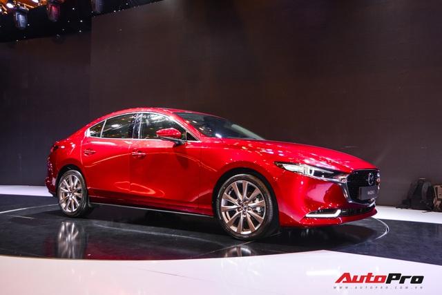 So sánh Mazda3 vs Honda Civic: Cuộc chiến xe Nhật tiền tỷ hạng C chưa từng xuất hiện - Ảnh 1.