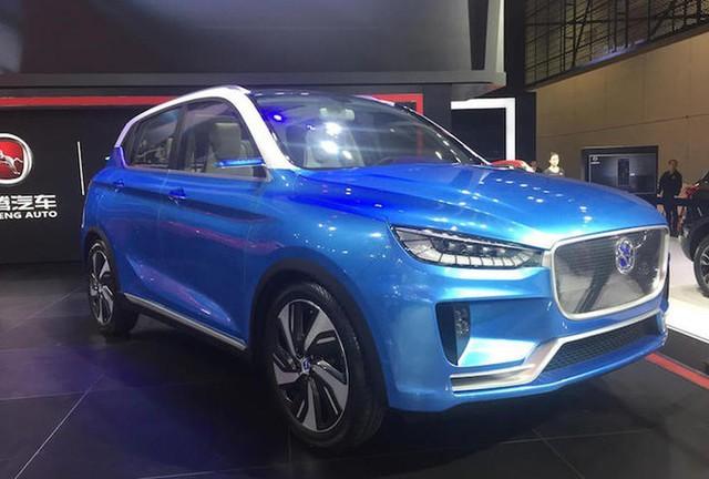 Lại thêm 7 ô tô Trung Quốc chứa bản đồ đường lưỡi bò - Ảnh 2.