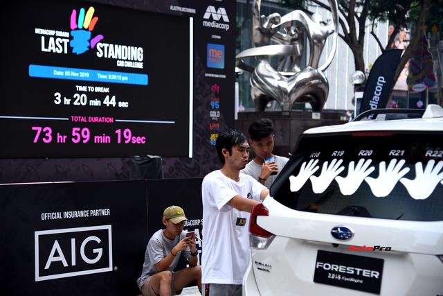 Người Việt về nhì đầy tiếc nuối trong cuộc thi 'chạm' để trúng SUV tiền tỷ - Ảnh 5.