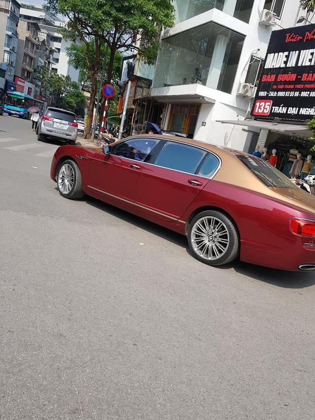 Dân chơi Việt độ Bentley theo phong cách Iron Man, nâng đời xe cũ thành mới chỉ bằng vài chi tiết nhỏ - Ảnh 1.