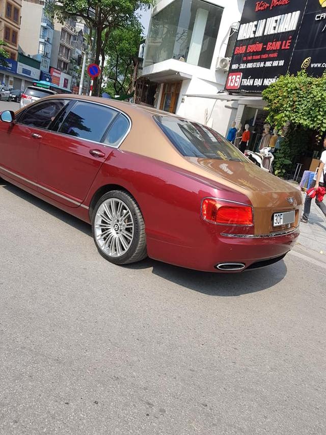 Dân chơi Việt độ Bentley theo phong cách Iron Man, nâng đời xe cũ thành mới chỉ bằng vài chi tiết nhỏ - Ảnh 2.