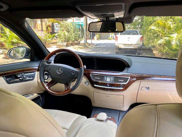 Hàng hiếm Mercedes-Benz S450 rao bán sau 12 năm, full option vẫn rẻ hơn Mazda3 thế hệ mới - Ảnh 3.