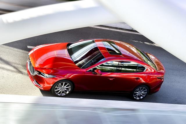 Chênh tới 200 triệu đồng, 10 phiên bản Mazda3 đang bán tại Việt Nam có gì khác biệt, đâu là lựa chọn tối ưu cho bạn? - Ảnh 5.