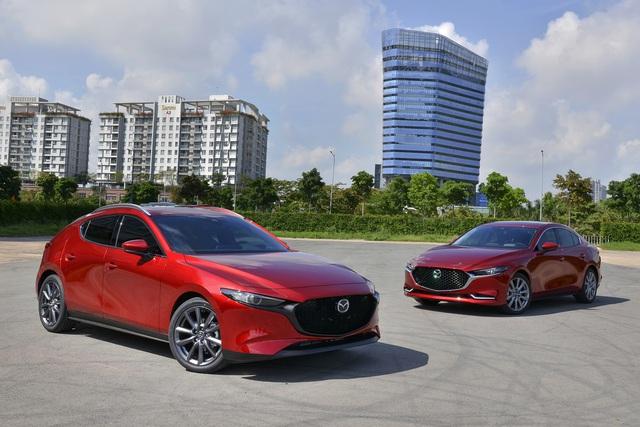 Chênh tới 200 triệu đồng, 10 phiên bản Mazda3 đang bán tại Việt Nam có gì khác biệt, đâu là lựa chọn tối ưu cho bạn? - Ảnh 1.