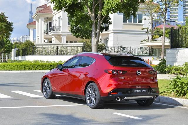 Chênh tới 200 triệu đồng, 10 phiên bản Mazda3 đang bán tại Việt Nam có gì khác biệt, đâu là lựa chọn tối ưu cho bạn? - Ảnh 6.