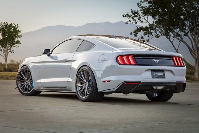 Ra mắt Ford Mustang Lithium - Xe cơ bắp không thể gầm rú trên đường phố - Ảnh 2.